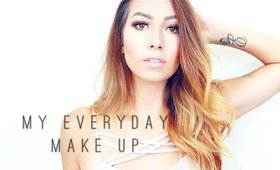 MY GO TO MAKE-UP LOOK | Easy everyday tutorial
