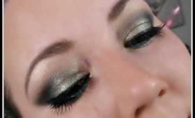 St. Patricks Day Makeup Tutorial-Lady Luck