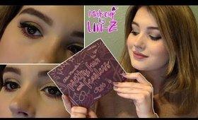 Pretty, Fun & Fearless Volume 2 Eye Makeup Tutorial - Ciate London x Chloe Morello