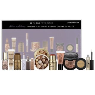 Sephora Favorites Glitz & Glam Shimmer and Shine Deluxe Sampler