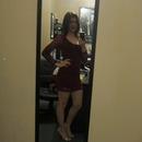 My dress!! Bad quality sorry xx
