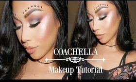 Festival Makeup Tutorial | COACHELLA