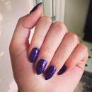 Purple Cat Claws