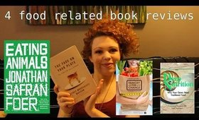 Yummy books! Food related non-fiction reviews