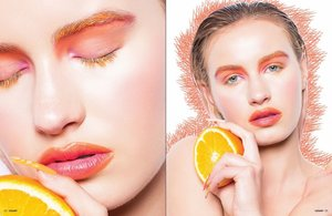 Beauty Editorial Makeup and Hair by me: Tiffany G. wwww.tiffanygmakeupartist.com Photo by: Bonnie Nichoalds
