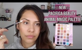 ☆NEW☆ Pacifica Beauty 🐅🦊Animal Magic Palette