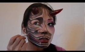 secret of hannya tutorial