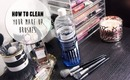 ♥ How To Clean Your Makeup Brushes - Cinema Secrets Professional Brush Cleaner ♥