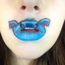 Stitch lips <3