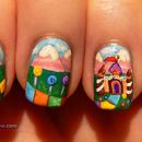 Candyland nails!