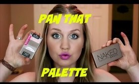 Pan that Palette || May Update