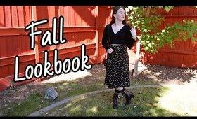 Fall Lookbook | All Black Outfit Ideas