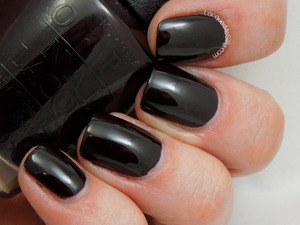 Full blog post: http://www.lacquermesilly.com/2013/11/04/opi-lincoln-park-dark/