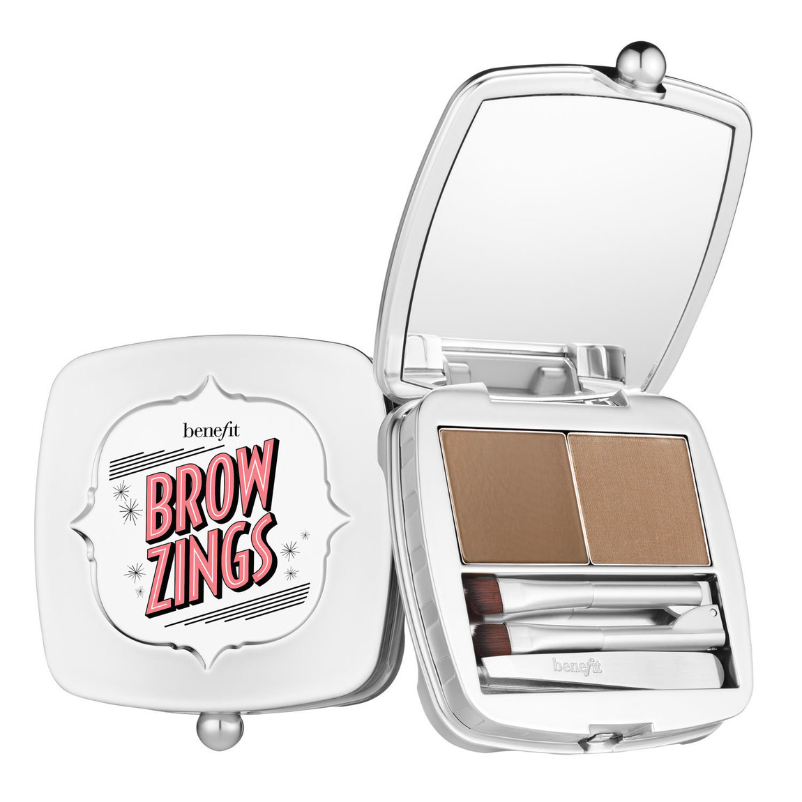 Benefit Cosmetics Brow Zings Eyebrow Shaping Kit 01 Light