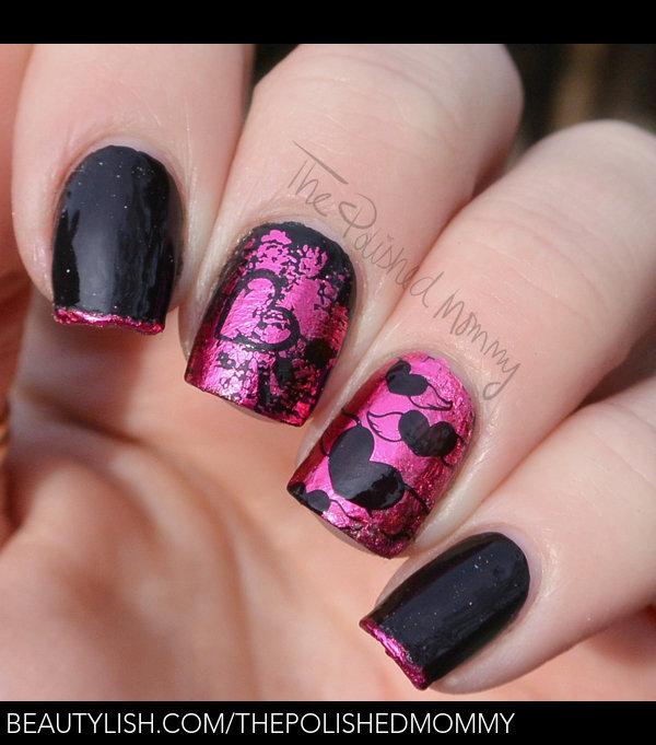 Pink Nails For Leelah   ThePolishedMommy B.'s ...