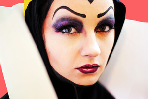 This is my version of the Evil Queen from Disney's Snow White xo