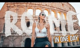 HOW TO SEE ROME IN ONE DAY