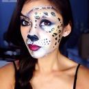 Leopard Halloween Look