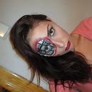 Fembot Inspired Make-Up