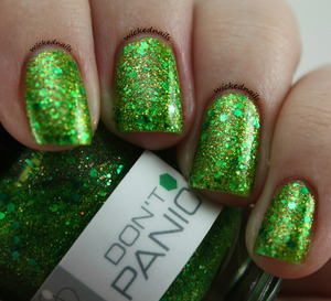 Don't Panic from NerdLacquer.com