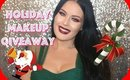 ADVENT CALENDAR DAY 2 OPENING! MORPHE HOLIDAY MAKEUP GIVEAWAY!!