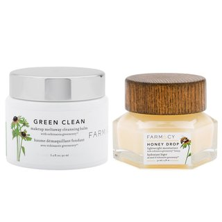 Farmacy Green Clean & Honey Drop Duo