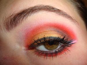 Iron Man Eyeshadow
