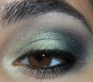Duochrome eyelook. That's all...