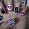 cross or heart