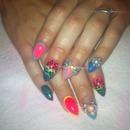 Nails by regina !!!