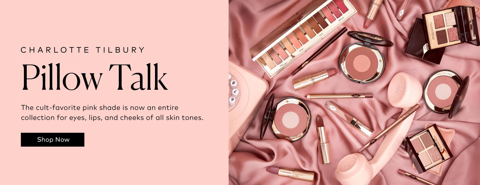 Shop Charlotte Tilbury's Pillow Talk Extravaganza Collection on Beautylish.com
