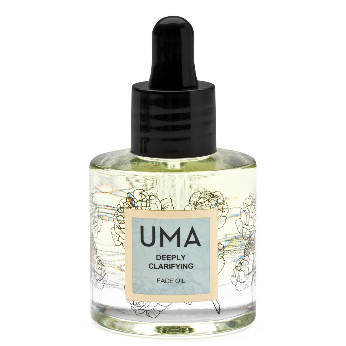 Uma Deeply Clarifying Face Oil 1 fl oz alternative view 1 - product swatch.