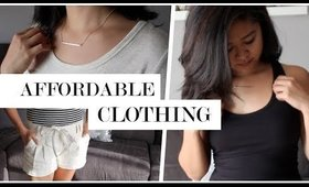 Affordable Clothing Shipped To You! | Clothing Subscription Try-On Haul