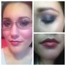 Wearable Dark Fall Makeup Look