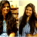 my LONG hair :/