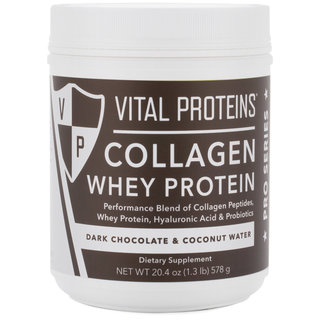 Vital Proteins Collagen Whey Protein - Dark Chocolate & Coconut
