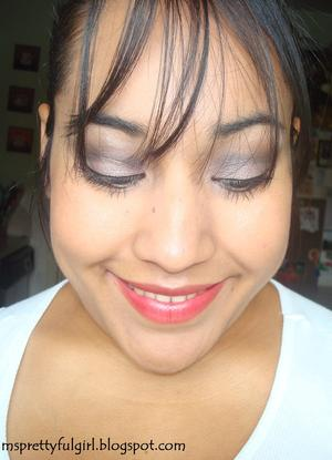 """Silent Treatment"" http://msprettyfulgirl.blogspot.com/2011/06/fotd-silent-treatment.html"