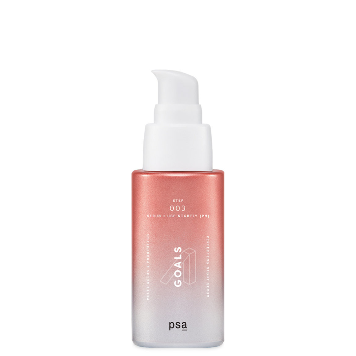 PSA Skin Goals: Multi Acids & Probiotics Perfecting Night Serum alternative view 1 - product swatch.