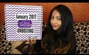 GLAM TREASURE BOX January 2017 | Unboxing & Review | Kickstart 2017 Edition | Stacey Castanha