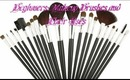 Beginners: Makeup Brushes & Their Uses