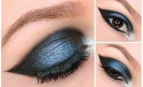 Makeup Tutorial with Sleek Makeup Acid i Divine Palette