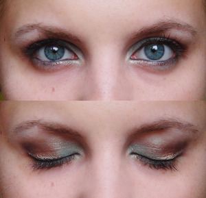 Makeup tutorial for a summer date. http://lbdgirls.blogspot.ca/2012/07/make-up-tutorial-summer-date-night.html