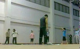 Yoga MFU - ท่าวอร์มร่างกายก่อนเล่นโยคะ