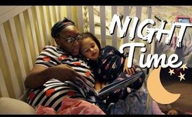 Single Mom Night Time Routine   Realistic Night Time Routine