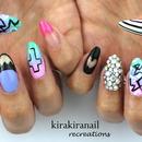 KKN recreates: Kandiyamz Mix and Match Nails