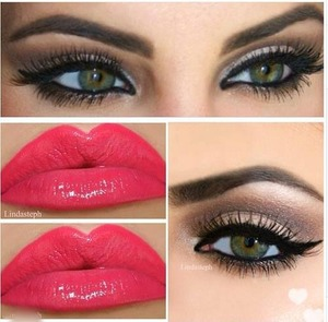 From http://www.stylemotivation.com/23-great-makeup-tutorials-and-tips/