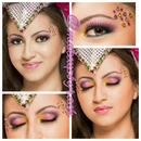 Makeup by Rachelle Singh