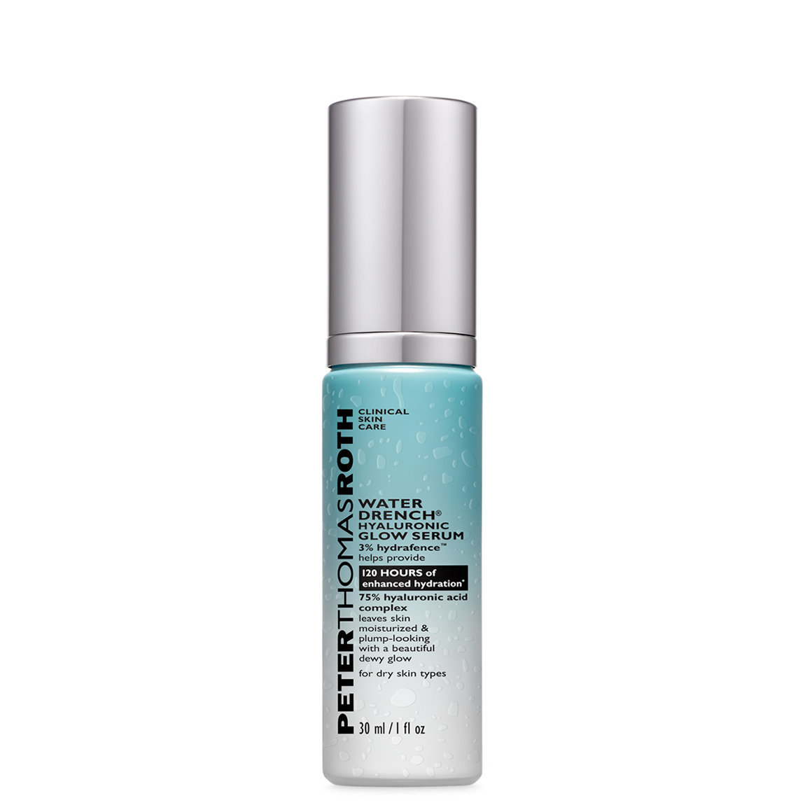 Peter Thomas Roth Water Drench Hyaluronic Glow Serum alternative view 1 - product swatch.