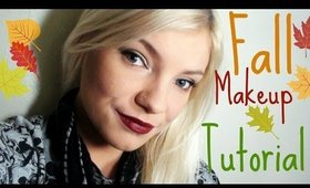 Everyday Fall Makeup Tutorial