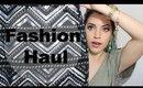 FASHION HAUL | EXPRESS, VICTORIA'S SECRET AND MORE!